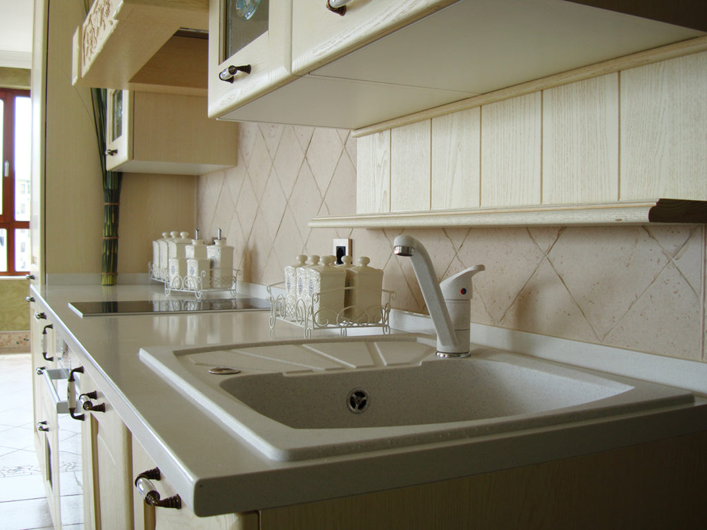кухненска мивка