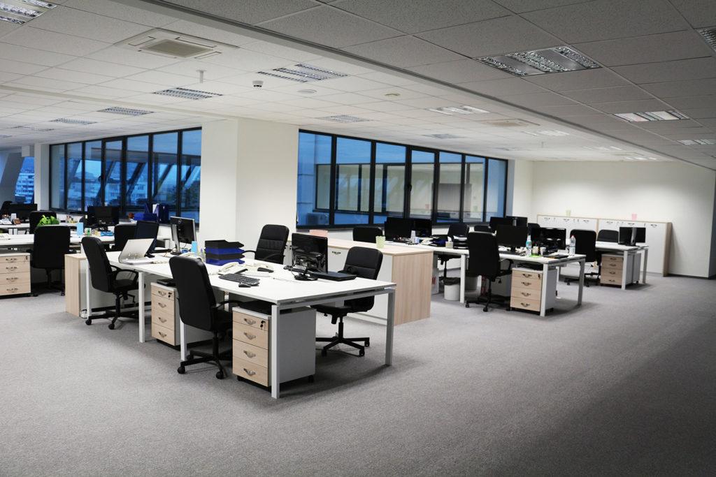 Реализация на проекти офис на Туи България