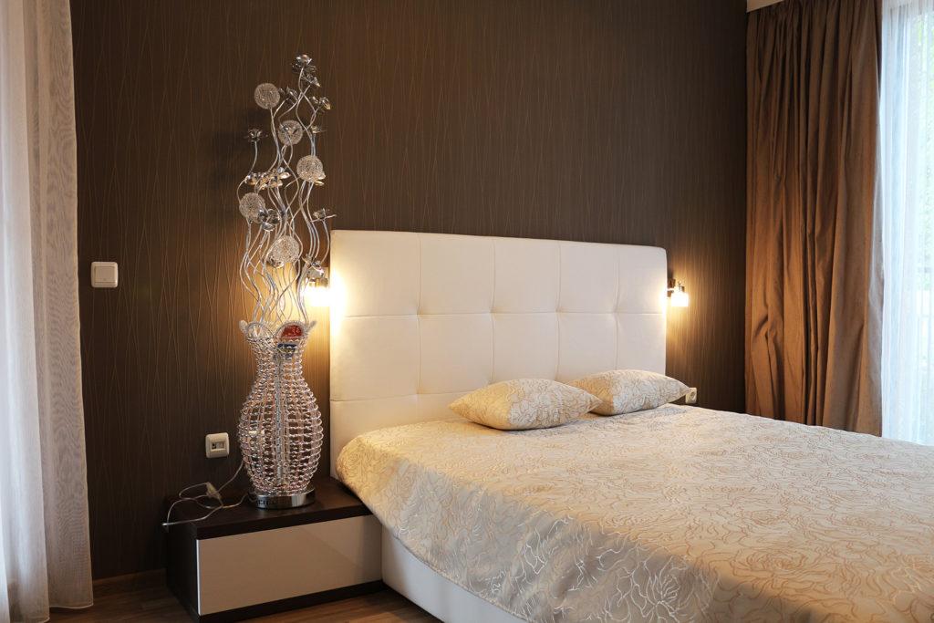 декорация спалня