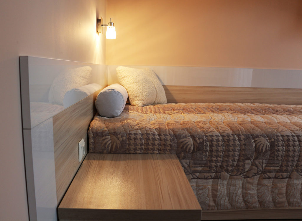 Реализация на проекти Спалня Вила Маре
