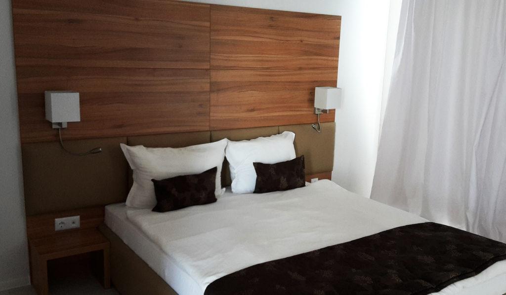 спалня за нощувка